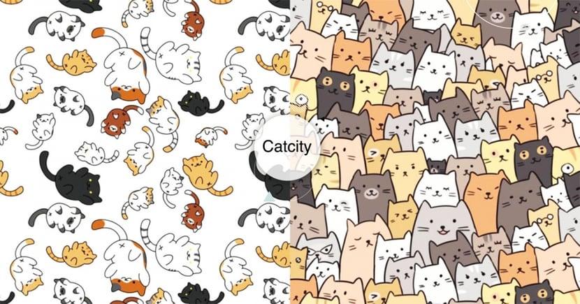 【手機桌布】精選 15 張喵星人彩繪桌布,讓可愛喵喵幫助你療癒心情!