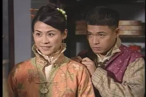 TVB螢幕情侶