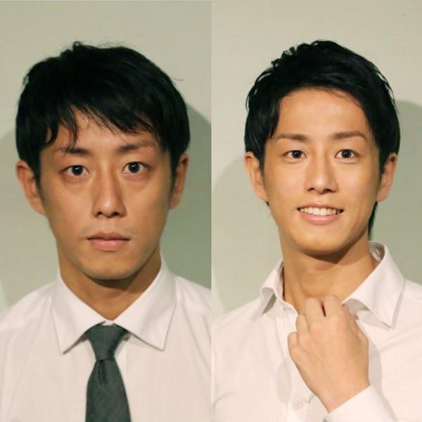 化妝, 日本, 男生