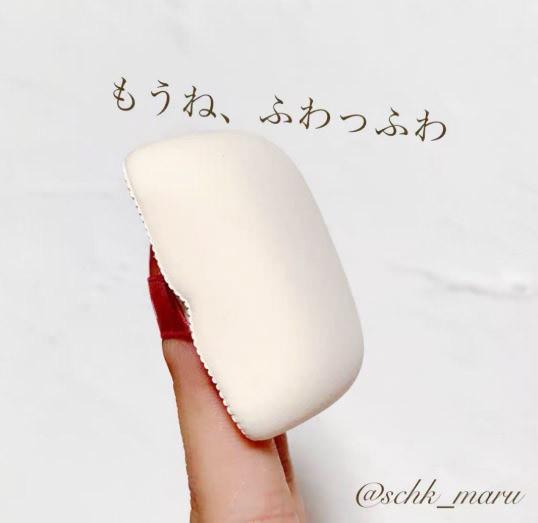 日本必買藥妝2020「奶霜棉花糖粉撲」好用