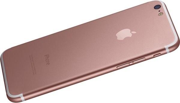 自iPhone 7推出了「玫瑰金」的新色後,反應極之熱烈
