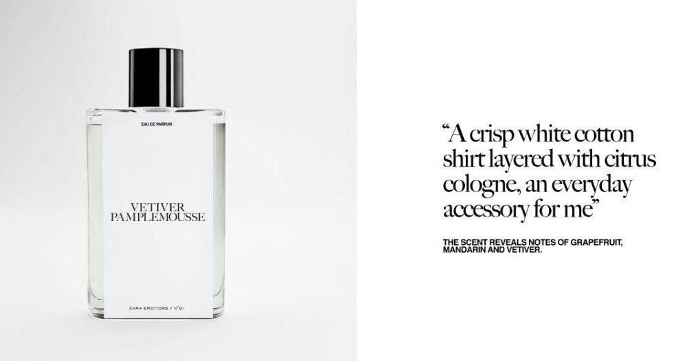 香水散發著獨特清新且多層次的氣味,使用後絕對會令你回頭率飆升!