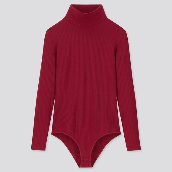 這款「Heattech連身衣」一上市不久就已經超受女生喜愛,大家都為了它而衝到Uniqlo瘋搶!