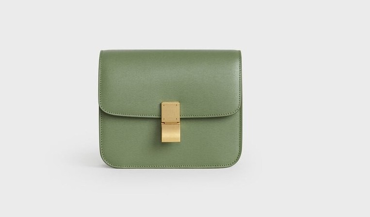 CELINE Classic手袋「TEEN size」,亞洲女生最理想的新尺寸!