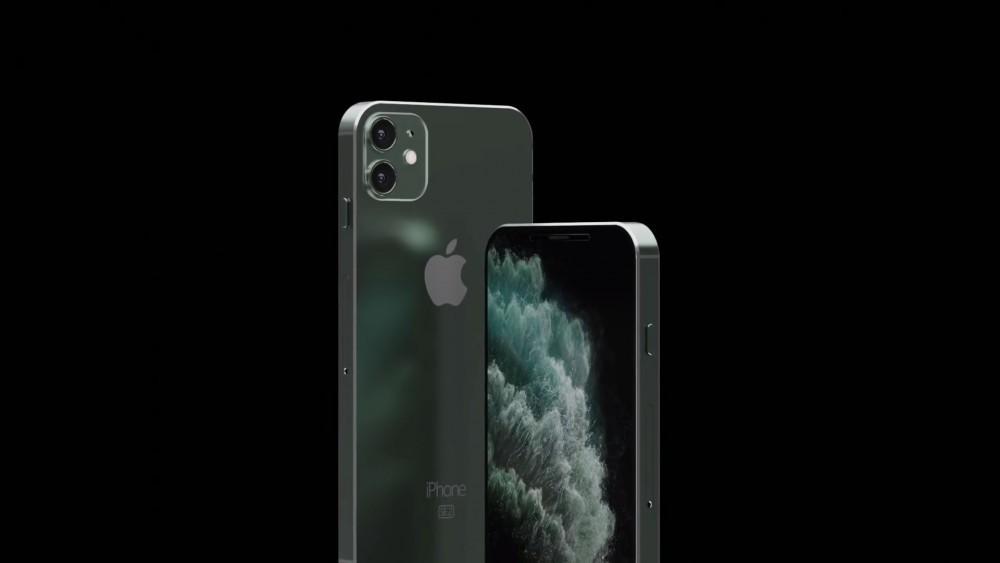 ,因為今年大受歡迎的「夜幕綠」將會加到iPhone SE2的設計上,完全正中果迷的心頭好!