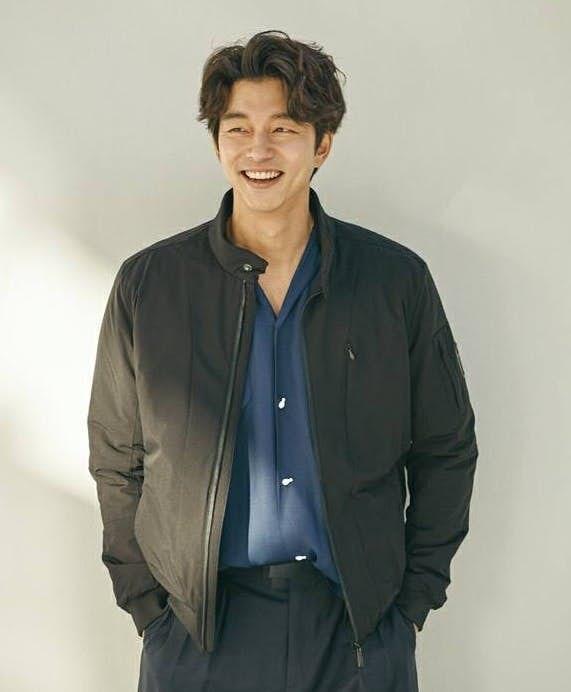 韓劇《鬼怪》裡面的40歲孔劉大叔、《屍殺列車》裡面48歲的馬東錫大叔