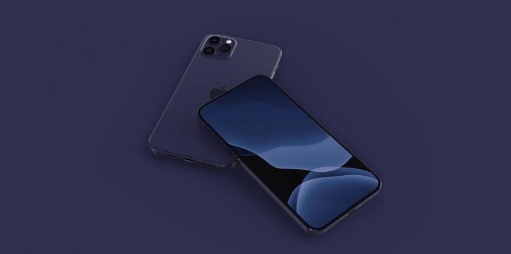這次由外媒 everythingapplepro 的報導, iPhone 12 將推出正中個性女孩的質感「夜幕霧藍」配色,低調中見高格調的霧藍色絕對令人心動!