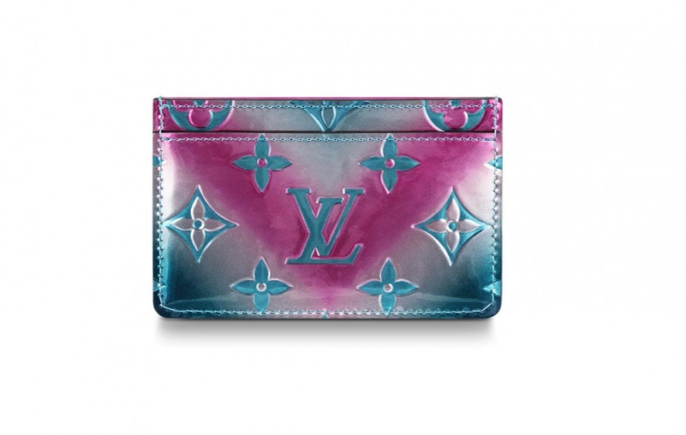LV Valentine's Day Card Holder