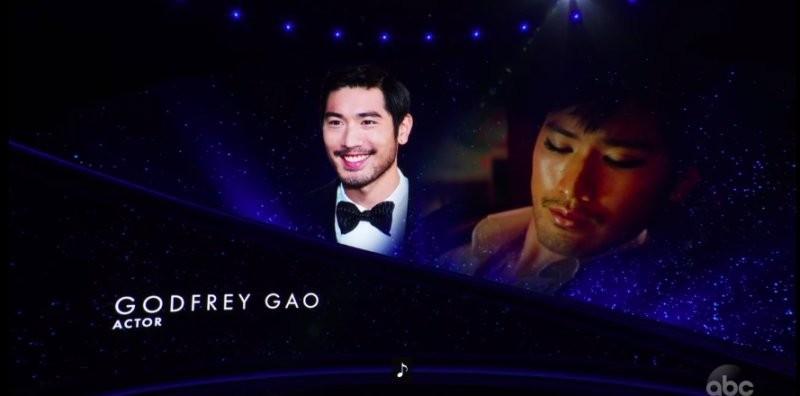 高以翔 (Godfrey Gao)。