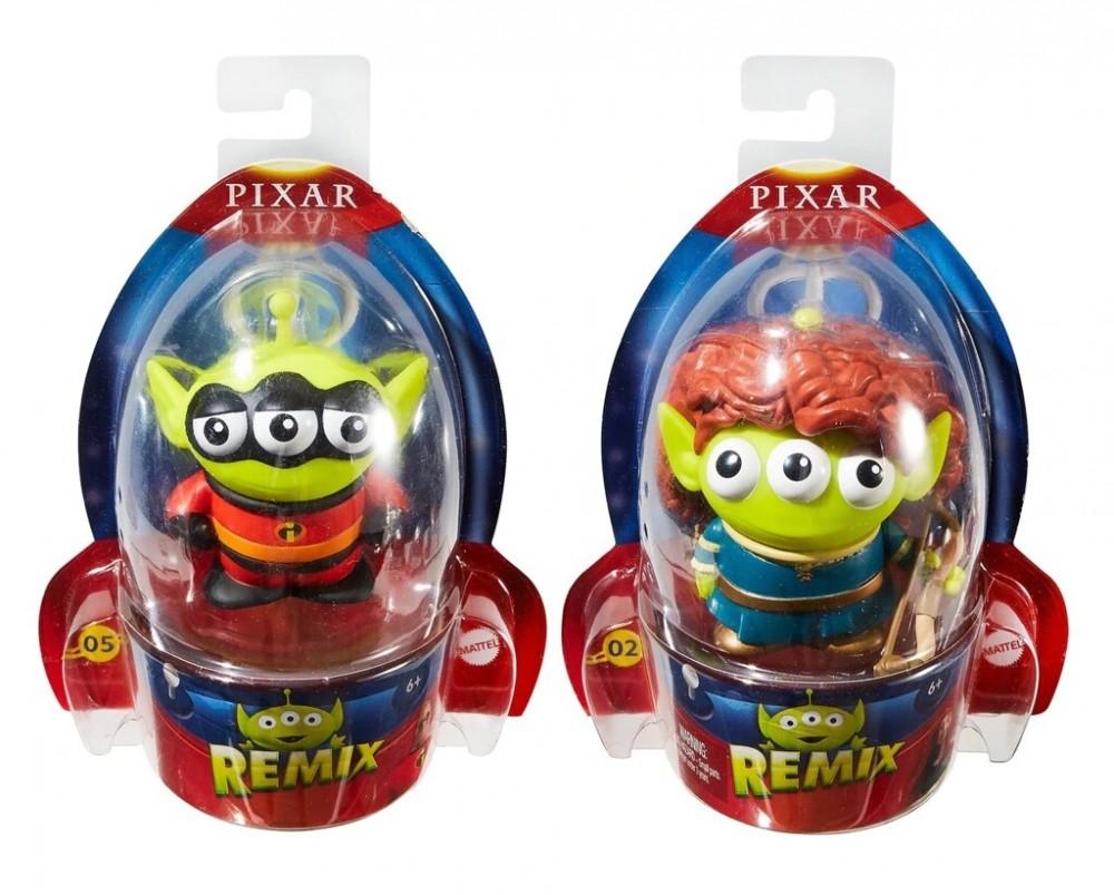 Disney Pixar Alien Remix迪士尼超可愛「變裝三眼仔」