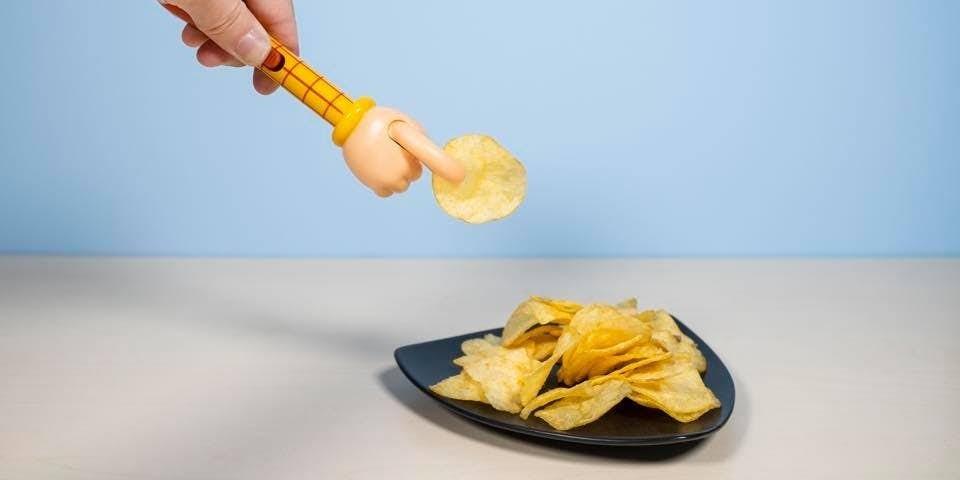 好像是之前又「Toy Story薯片夾」,可以避免油膩雙手去食薯片,也吸引太多女生入手呢!