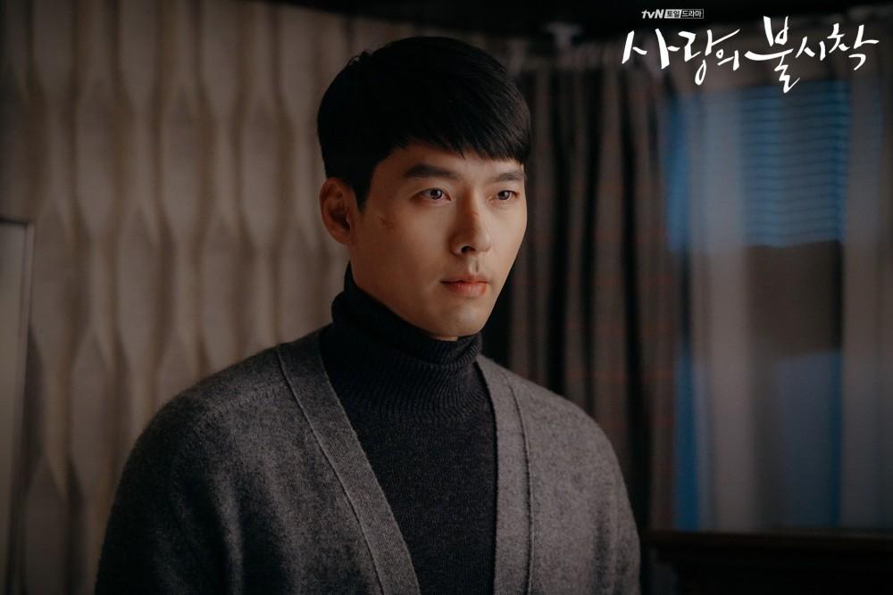 tvN熱播韓劇《愛的迫降》37歲的玄彬本名「金泰坪」,