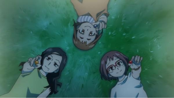 是將會看到 3 位新女孩,分別是公司職員美萊(27歲)、夢想成為教師的大學生空(22歲)和自由工作者麗香(20歲)