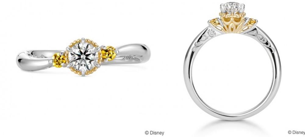 超靚迪士尼客製化戒指k-uno