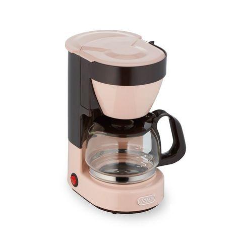 TOFFY粉紅復古造型咖啡機