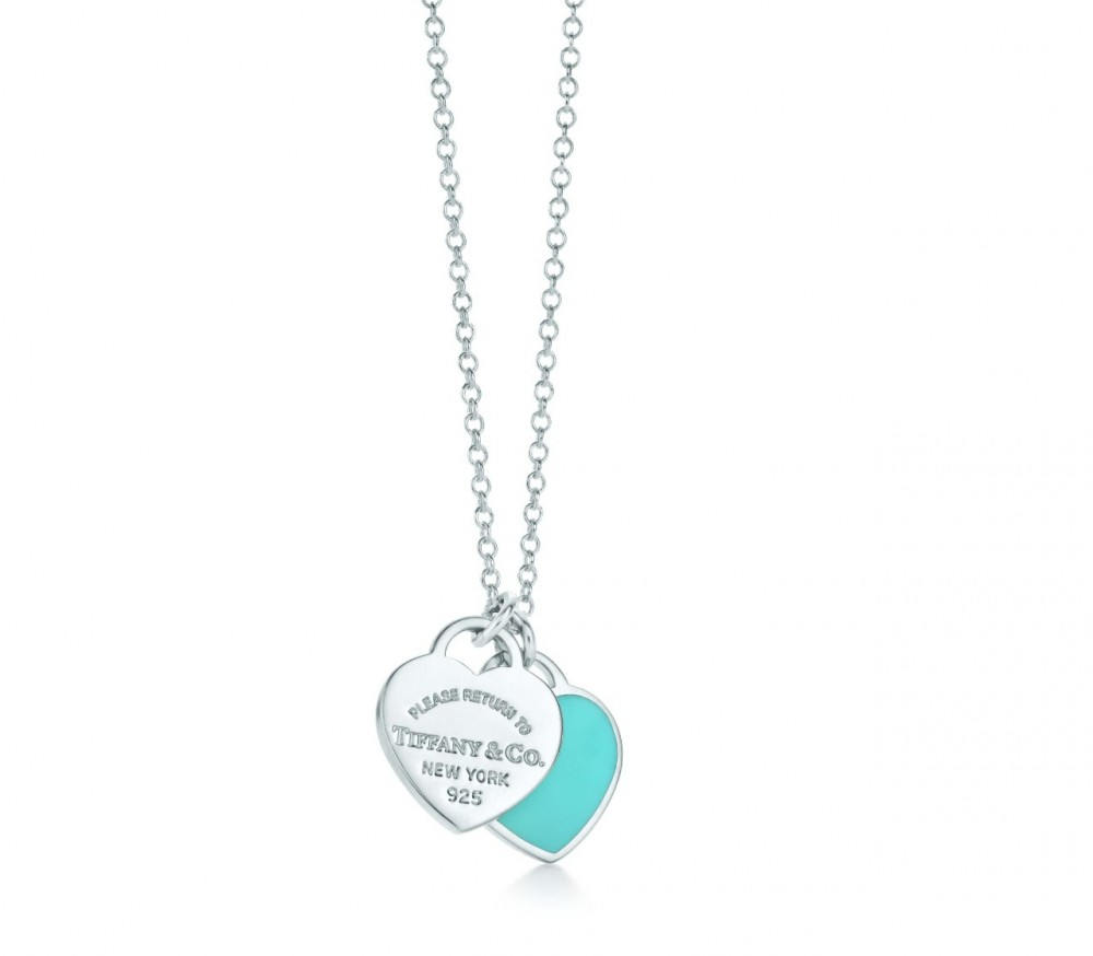 TIFFANY & CO. Return to Tiffany®的心形吊飾 HK$2,800