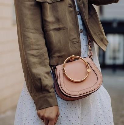 【Chloe手袋2020】Nile Bracelet Bag
