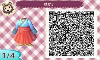 《動物森友會/動物之森》服飾QR code 5大平台!過千民族風、變身卡通、美食衣服下載!