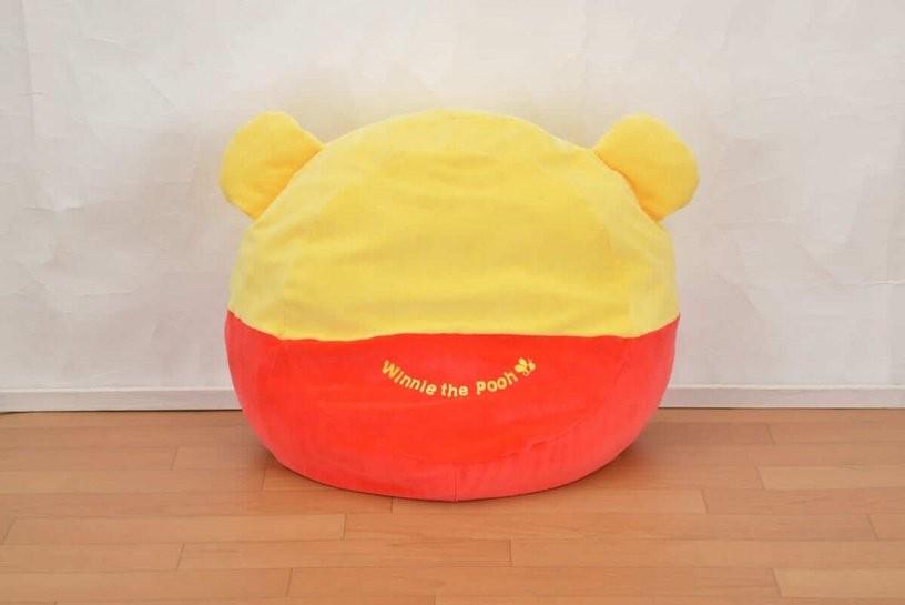 小熊維尼公仔絨毛背包超治癒!Pooh Pooh迷必收貪吃模型、甜睡毛公仔!