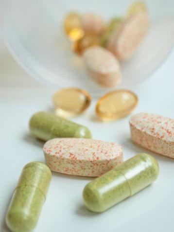 女生Supplement營養補充品推介 增強抵抗力美白抗氧化