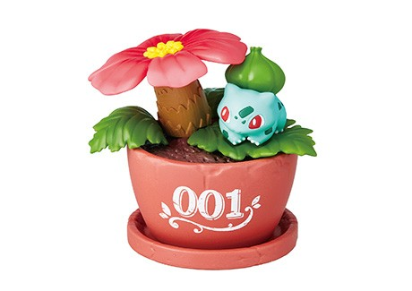 寵物小精靈Pocket Botanical奇異種子