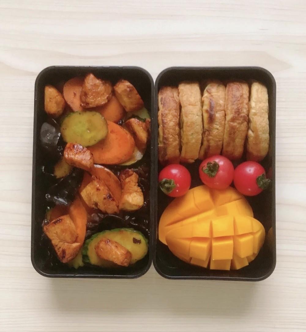 減肥便當食譜午餐低卡路里