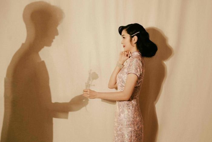 吳尊婚紗照
