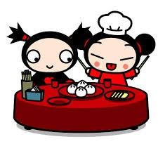 童年卡通人物中國娃娃