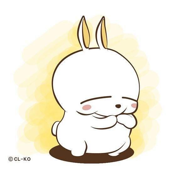 童年卡通人物賤兔