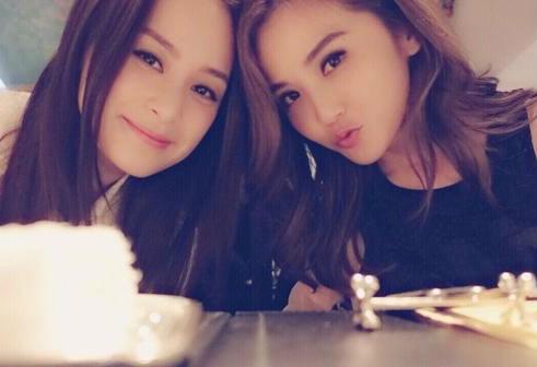 Twins蔡卓妍(阿SA)鐘欣潼(阿嬌)