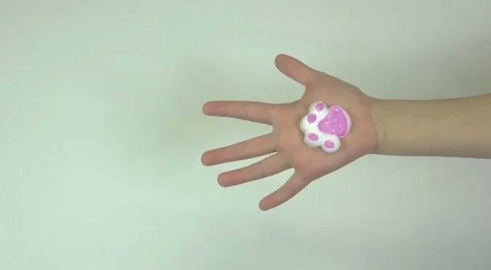 貓掌肉球泡泡洗手乳
