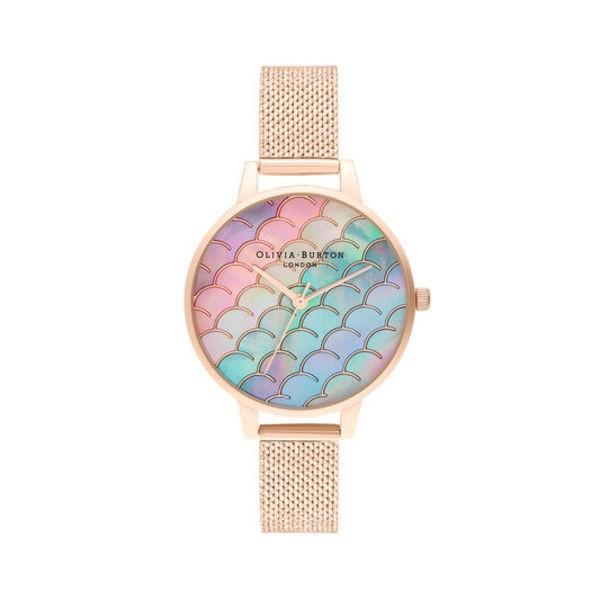 Olivia Burton夢幻海洋風手錶UNDER THE SEA夏日禮盒