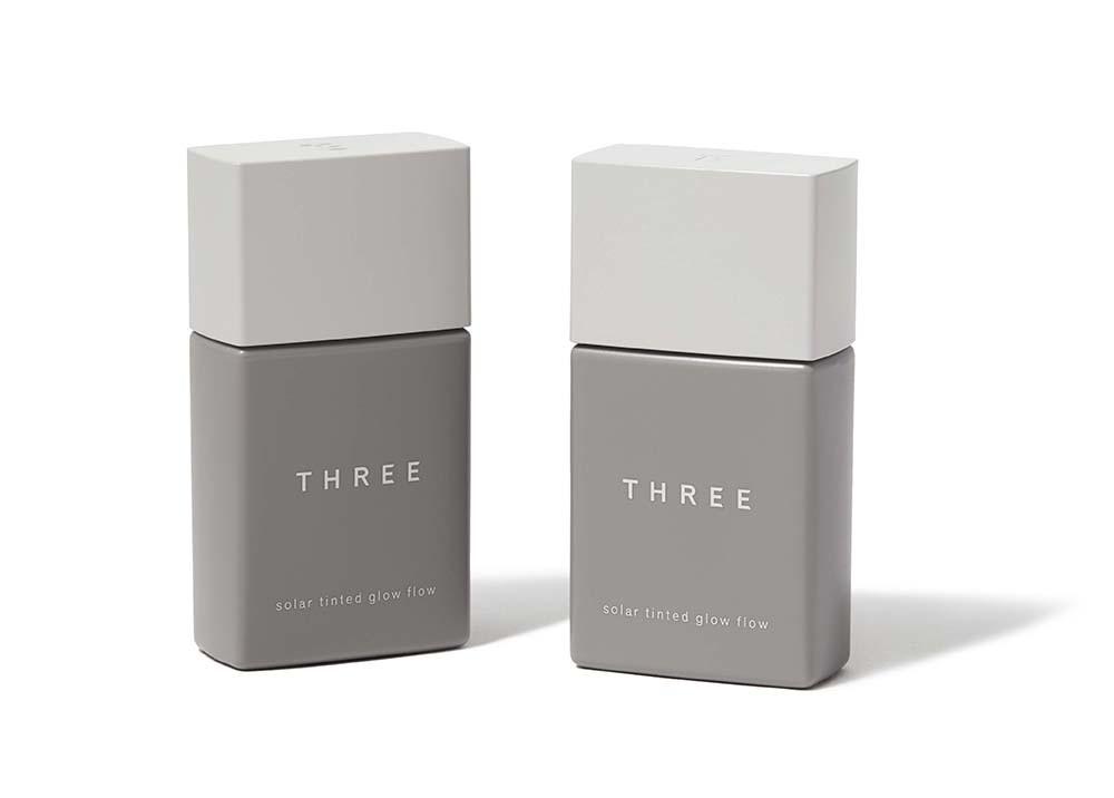 THREE 艷陽全效UV粉底液 SPF50+/PA++++