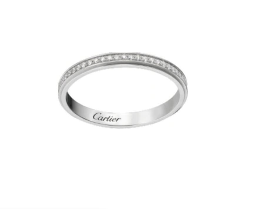 盤點Cartier Top5夢幻婚戒系列 小紅盒一開便令無數女性尖叫!