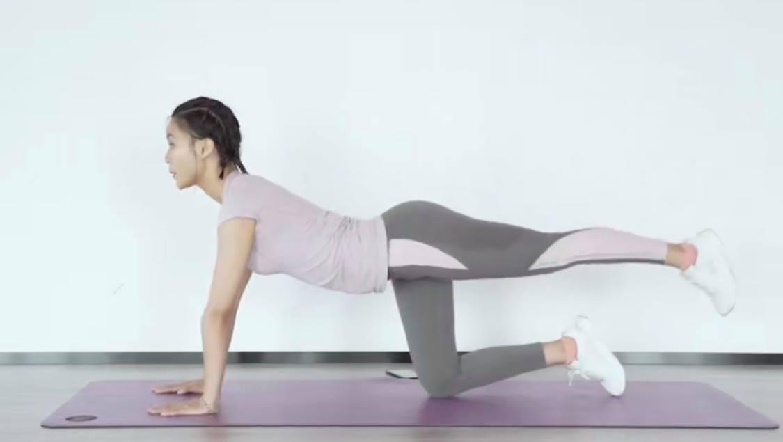 瘦臀, 瘦腿, 瘦身, 假胯寬, 筷子腿, 練屁股