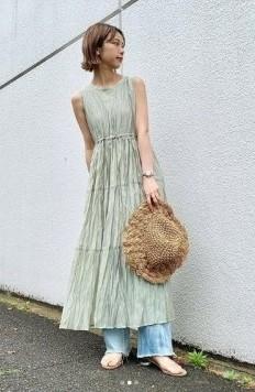 連身裙, onepiece, 連身洋裝, 日本穿搭, 連身裙穿搭,