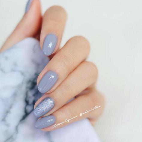 仙氣冰藍美甲提案,今夏大熱清涼系顯白之選!