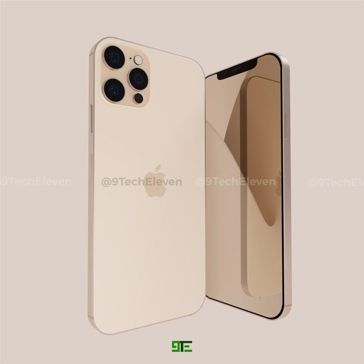 【iPhone 12價錢】iPhone 12 Pro的邊框似乎比上一代縮減,其實之前就有爆料者表示iPhone 12系列或會把邊框縮減40%,由現時的2.5mm縮小至1.5mm