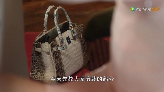 Chanel手袋, Hermès手袋, 三十而已, 內地闊太, 三十而已顧佳, 三十而已演員, 三十而已手袋