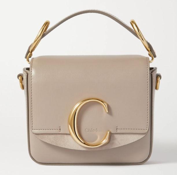 名牌手袋推介,奶茶色手袋,Chloé