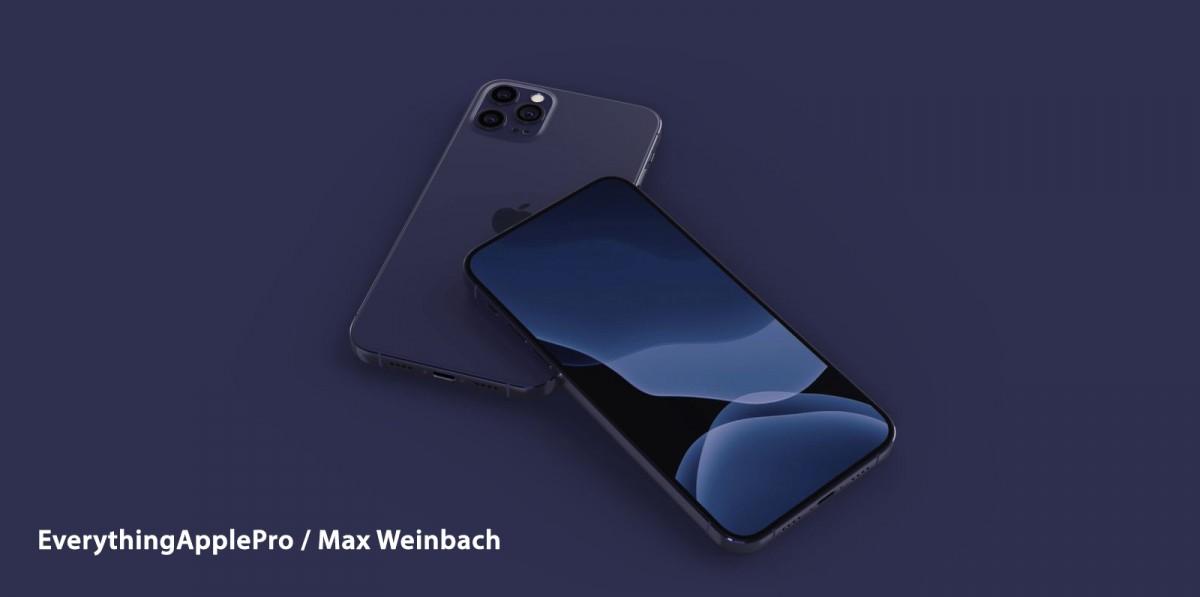 邀請函以藍色作為設計,有指這可能代表iPhone 12將會推出外傳的「海軍藍」,如果真是,相信一眾果迷絕對會瘋搶~