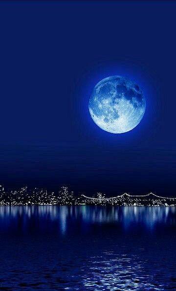 2020罕見「藍月亮Blue Moon」預計10月31日/平均2-3年才看到的天文現象