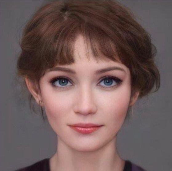 迪士尼公主真人版13Elsa和Anna 的父王跟女王也罕有地有真人版!髮型跟到十足,但是身為一位媽媽,真人版皮膚也太好了吧!而國王的真人版就似乎符合年齡,但是卻少了一點貴氣的氣質~