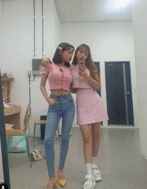 韓國女星減肥運動