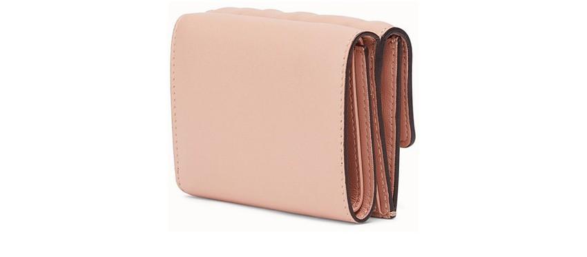 奶茶色名牌銀包/卡片套Card holder推介款式價錢/網購/Gucci/Chloé/fendi