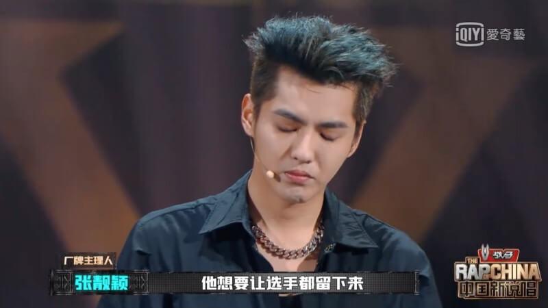 吳亦凡這個失控舉動令同場的其他導師和觀眾都大感傻眼,幸好他情緒平復後亦有重返台上向觀眾道歉