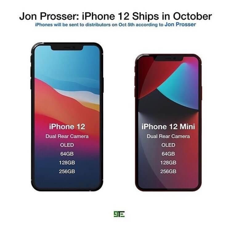 【iPhone 12顏色/價錢】一直都盛傳著iPhone 12將會推出4個不同的機型,包括是iPhone 12、iPhone 12 Max 、iPhone 12 Pro以及iPhone 12 Pro Max