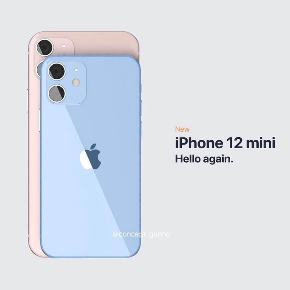 【iPhone 12顏色/價錢】踏入10月,也意味著距離iPhone 12發佈會又再近一步了~今年最令人期待的iPhone 12入門款近來傳出會改名為「iPhone 12 mini」