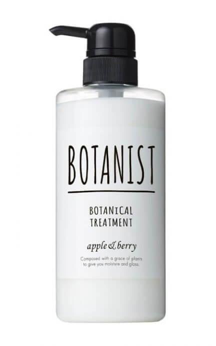 #BOTANIST 植物性潤髮乳