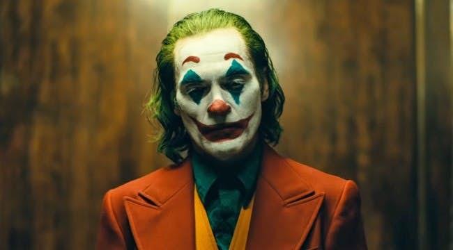 Joker小丑妝容